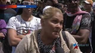 Exclusiva: Ex coronela del MININT cuenta su odisea migratoria para llegar a EEUU