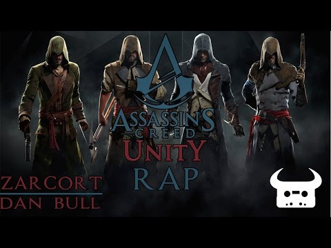 ASSASSINS CREED UNITY RAP | ZARCORT Y DAN BULL