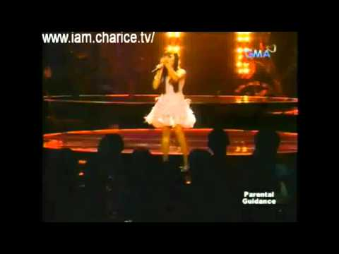 Charice - Listen on higher notes LIVE