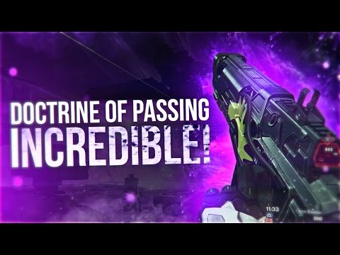Destiny: Doctrine of Passing is Incredible!