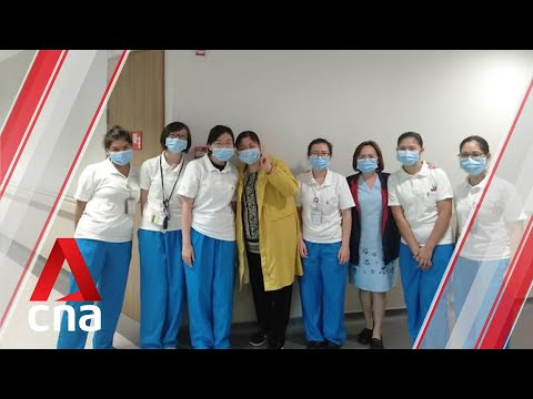 Singapore's second coronavirus patient on her experience