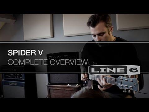 Spider V Complete Overview | Line 6