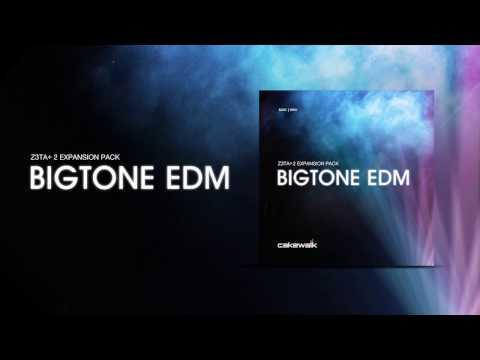 BigTone EDM - Expansion Pack for Z3TA+ 2