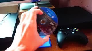 Что если в PS4 вставить диск от Xbox One и PC  и наоборот