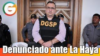 Javier Duarte será denunciado ante La Haya por delitos de lesa humanidad