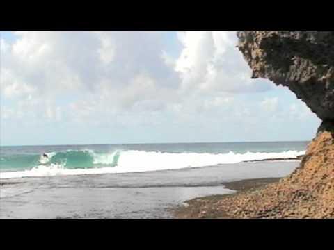 Mozambique Surf trip 2010