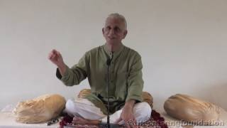 Q & A with Sri M - The number of times the Gayatri is to be chanted.