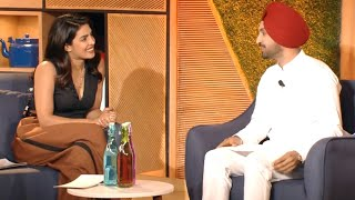Priyanka Chopra Full Conversation With Diljit Dosanjh At Social For Good Facebook Event Interview
