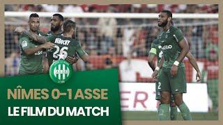 Nîmes 0-1 ASSE : le film du match