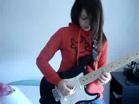 Face Down - The Red Jumpsuit Apparatus [Guitar Cover]