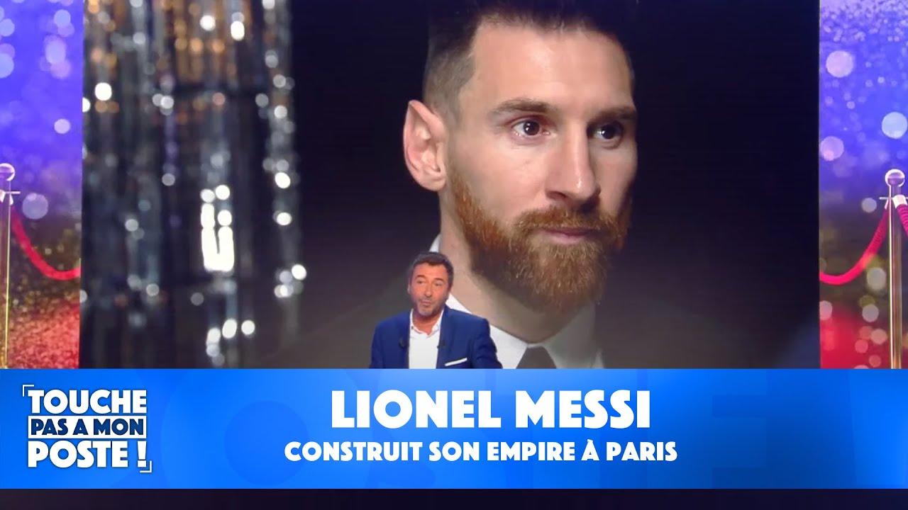 Replay TPMP : Lionel Messi construit son empire à Paris !