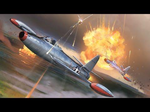 Авиация - Реалистичный режим - War Thunder. Обучение, часть 15