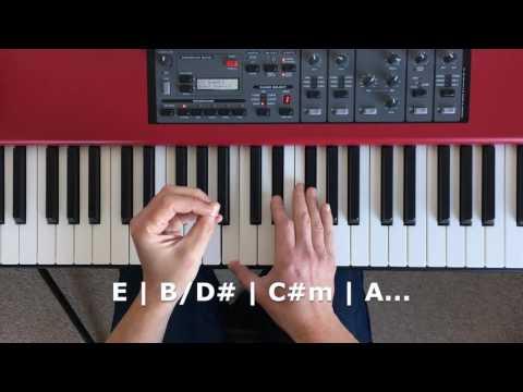 Piano riptard 4 chords piano : popular piano chords Video - Mp3Won