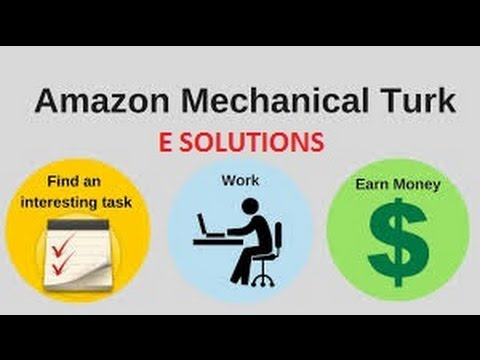 Image result for Amazon MTurk / P9r