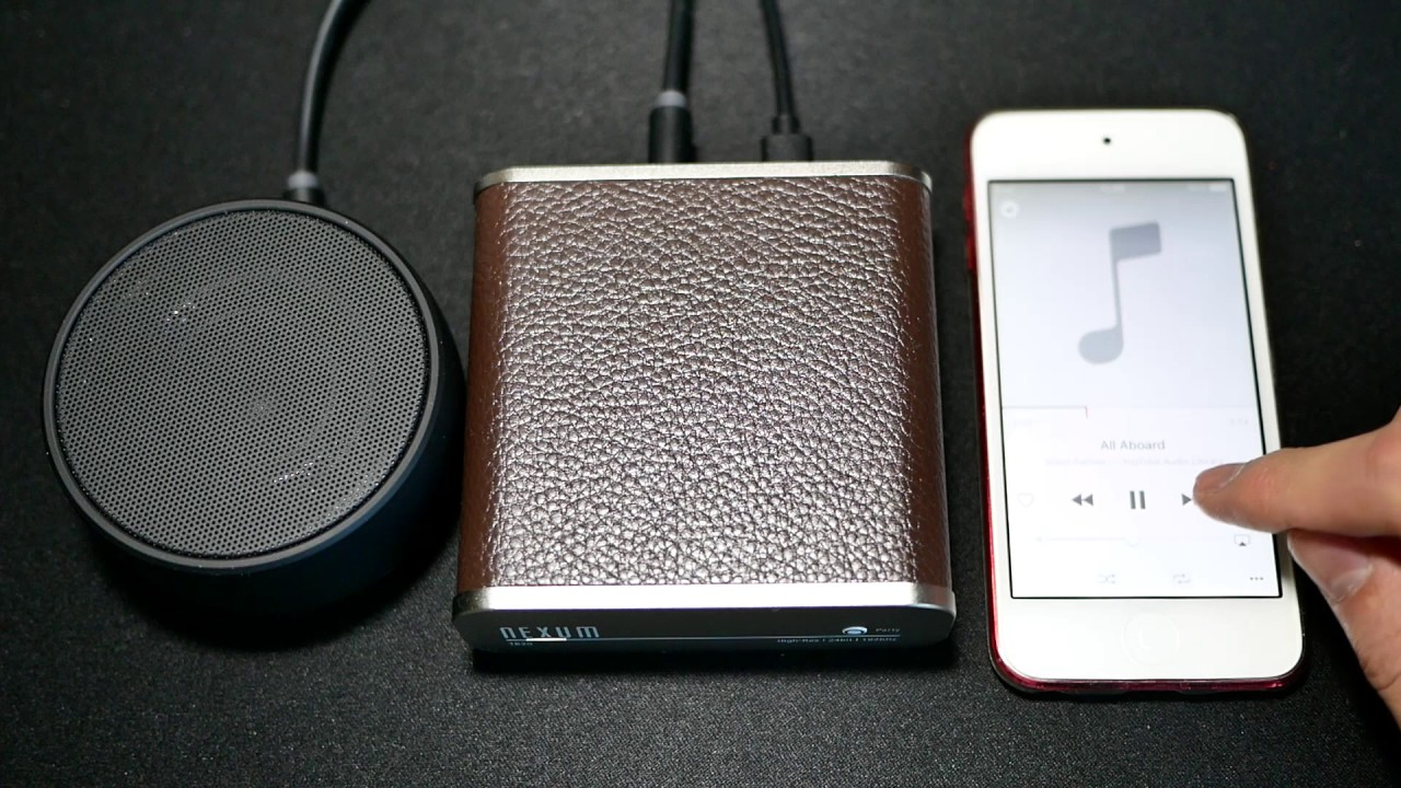 Connect Tunebox2(iOS Smartphone) - YouTube