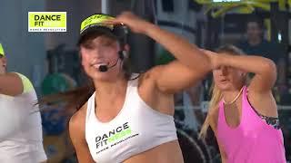 Rutina Dance Fitness Quema Grasa y Deficion Muscular