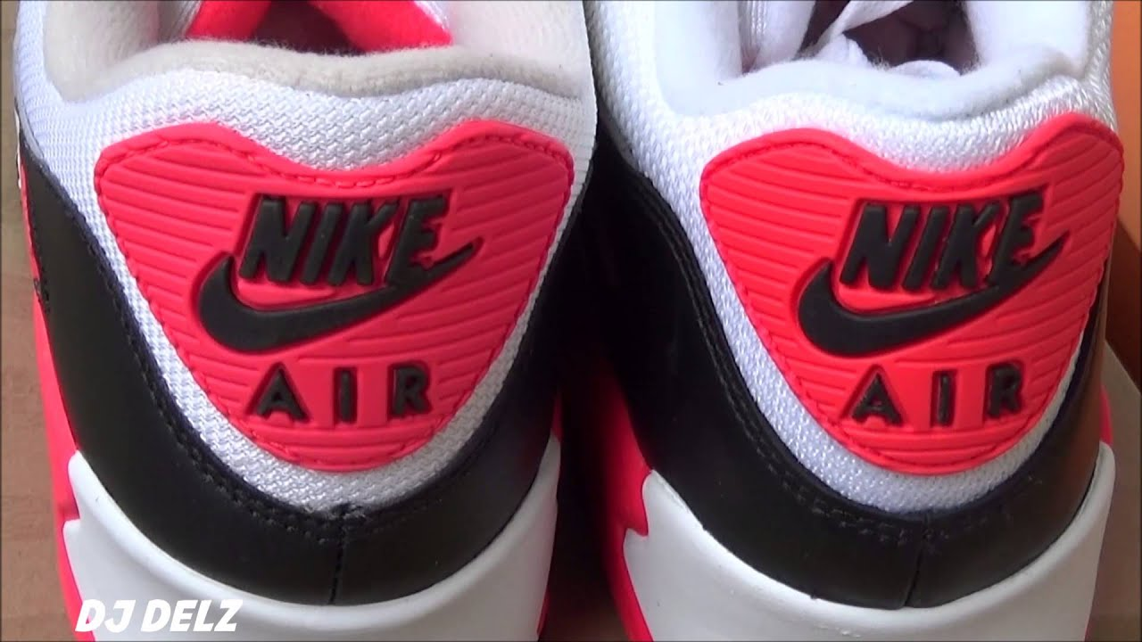 Nike Air Max 90 Infrared 2010 VS 2015 Sneaker Review + Comparison