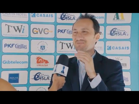 Round 8 Gibraltar Chess post-game interview with Veselin Topalov