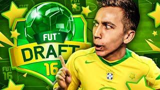 SOOOO SKILLFUL | FIFA 16 FUT DRAFT!!