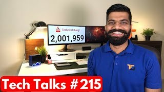 Tech Talks #215 2 Million Strong Family....