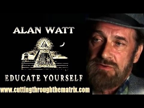 Alan Watt: Dominant Minority and Passive Majority versus Sentient Minority