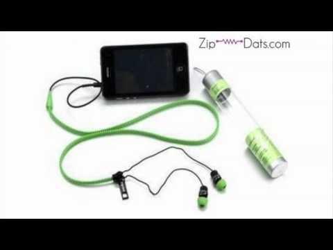 ZipDats Headphones