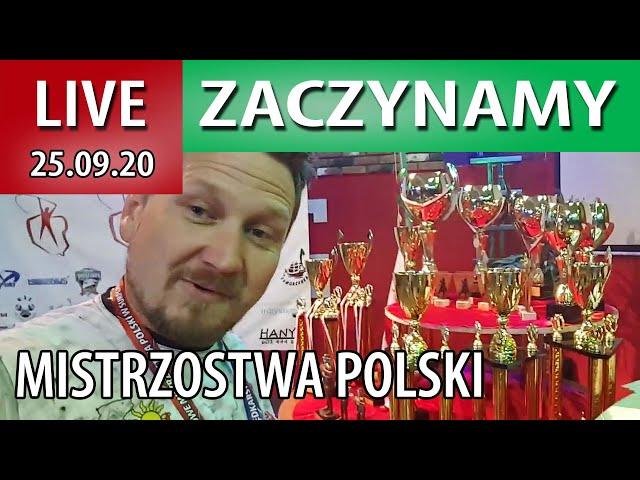 3 2 1 zaczynamy Mistrzostwa Polski...