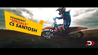 PowerDrift Specials: CS Santosh