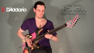 Andy James Guitar Academy Dream Rig Competition - Shred Sean