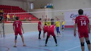 Чемпионат Сыктывкара по волейболу 2016/2017. Жёлтая Стрела - Аэронавигация