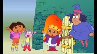 ДАША ПУТЕШЕСТВЕННИЦА спасает принца. Мультик ИГРА для детей на русском. Dora the explorer.