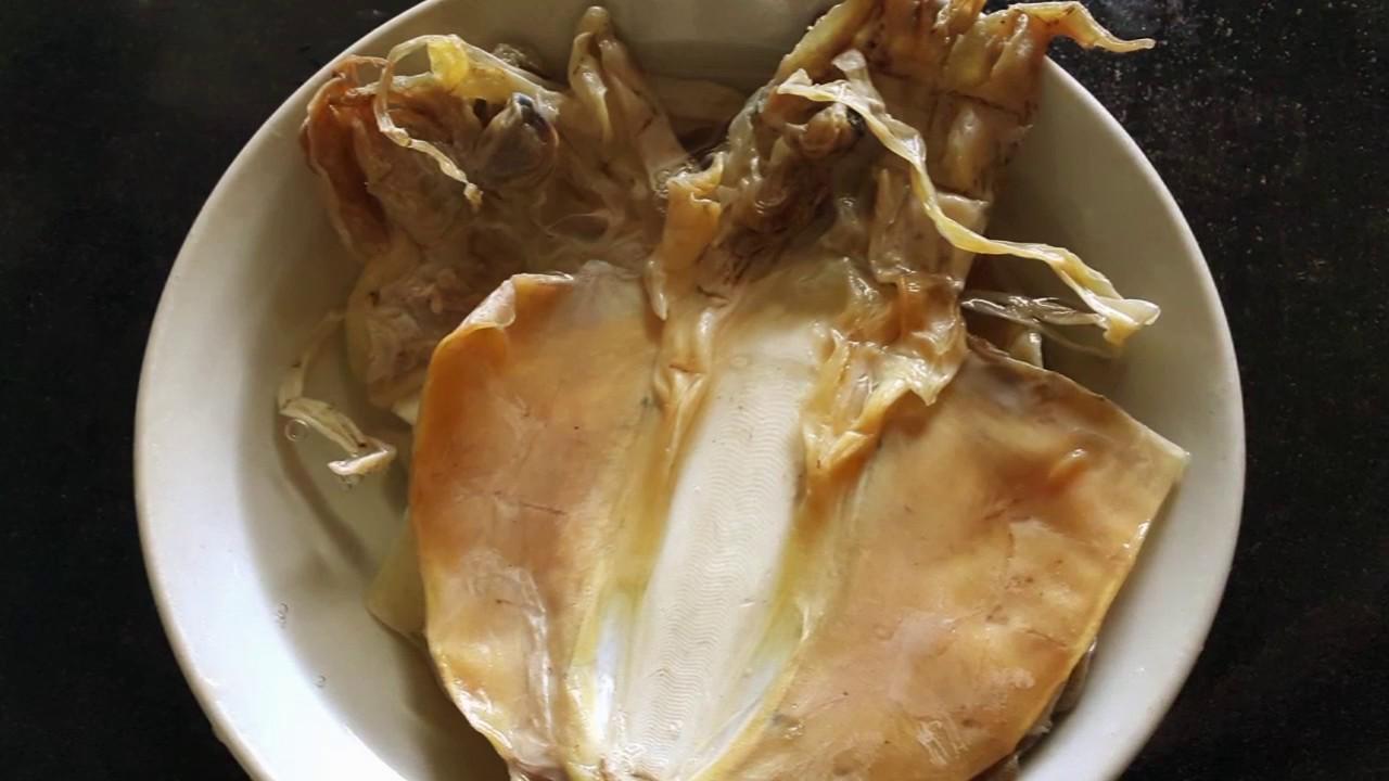 鱆魚螺片煲蓮藕 - YouTube