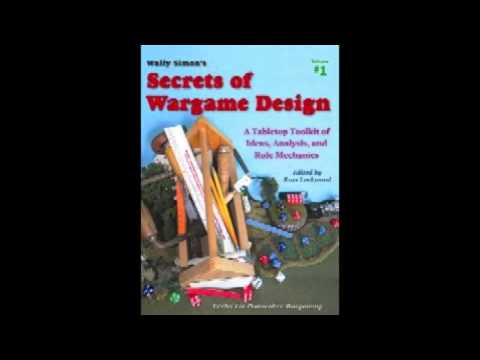 Wargaming Recon #76: Wally Simon's Secrets of Wargame Design