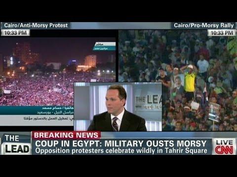 Analysis: Next steps for Obama on Egypt