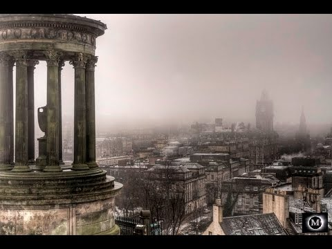 The Mysterious Tales of Edinburgh & Its Underground City
