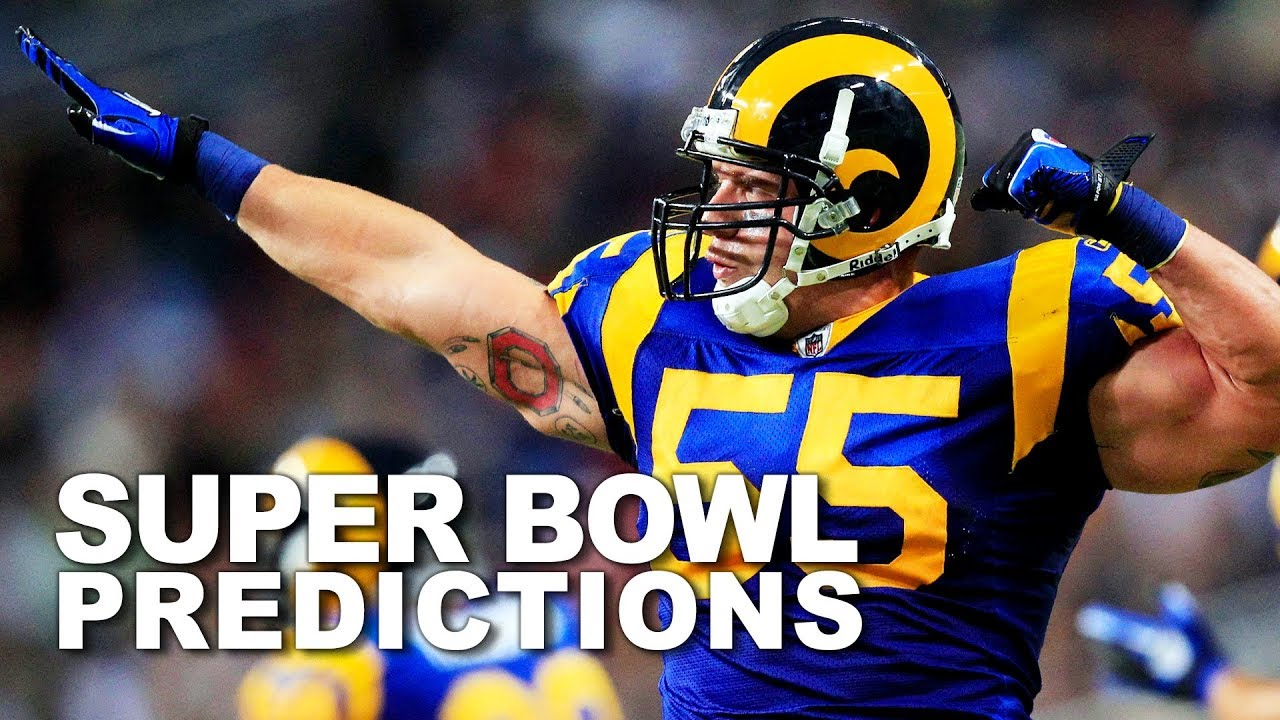 Nfl Super Bowl Liv Predictions Good Morning Football Youtube