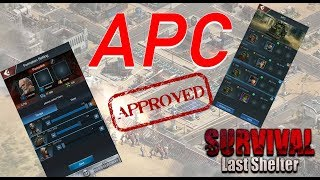 Last Shelter Survival | Apc (Formation,Heros,Troops and more)