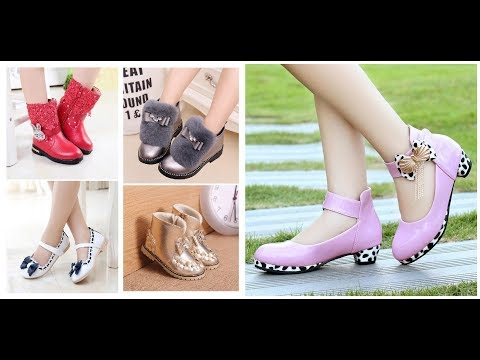 shoes design for little girls\baby girl shoes 2018\latest fashion style