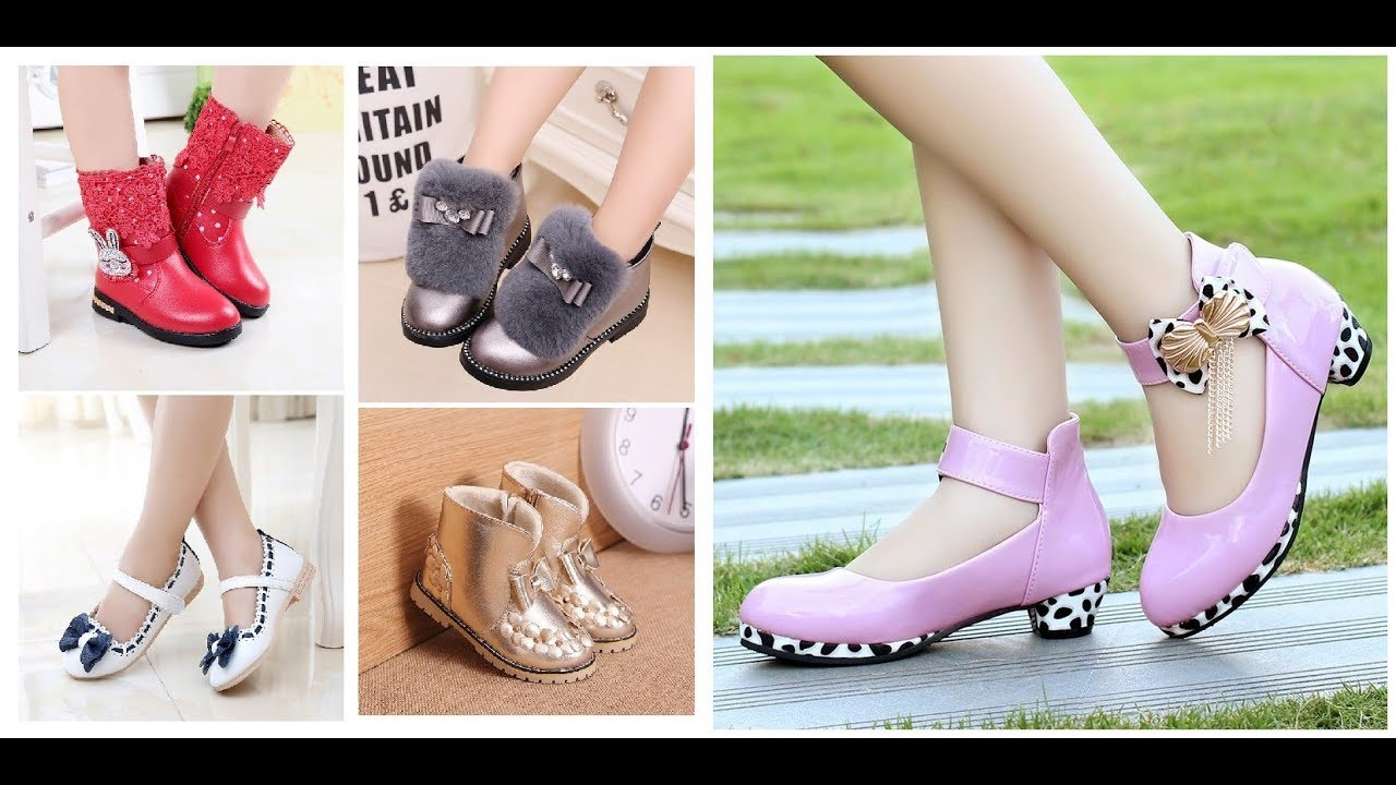 d8141c5fb587 Shoes Design For Little Girls Baby Girl Shoes 2018 Latest Fashion Style