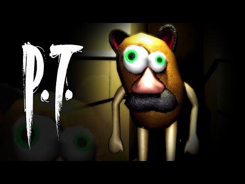 SCARES FROM A POTATO?!? | Potato Thriller Gameplay Part 1