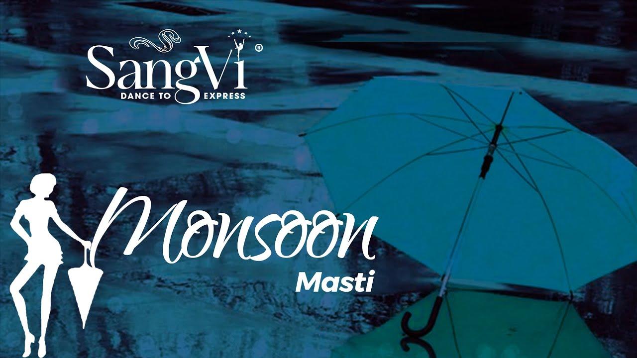 Umbrella | Rihanna | Just Dance 4 | Monsoon Challenge | SangVi