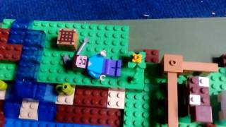 Minecraft lego po polsku #1