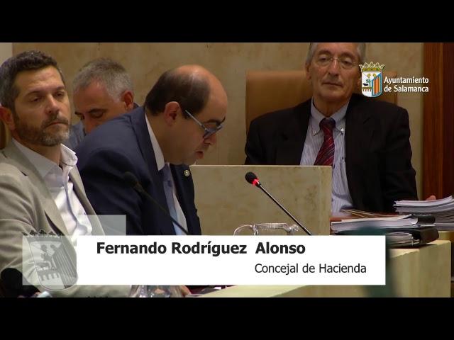 Pleno Ordinario 10/2017