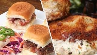 Mouth-Watering Pork Recipes • Tasty Recipes