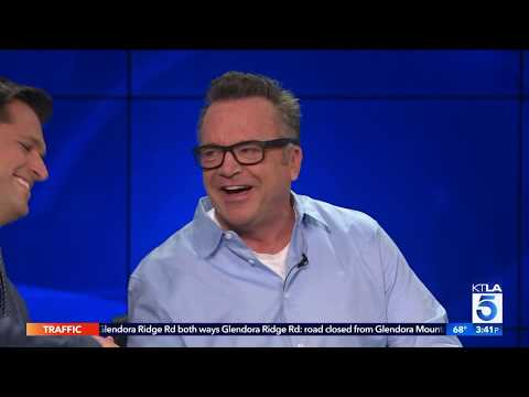 Tom Arnold Talks About Playing the Bad Guy in 'Saving Flora'