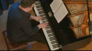 Christopher Duckett plays Sleepy Piano by Billy Mayerl.