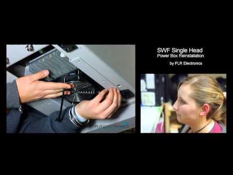 SWF Error 101 -  How to remove SWF Power Box - PLR Electronics