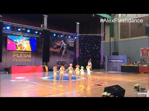 Modne blogerke - KPF 2017 - Plesni studio Alex Flashdance