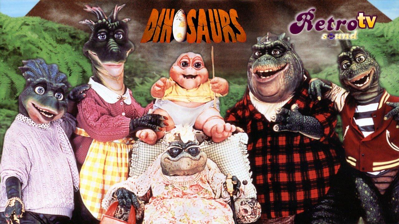 Dinosaurs Serie