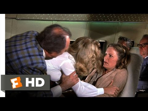 Airplane! (6/10) Movie CLIP - Get a Hold of Yourself! (1980) HD